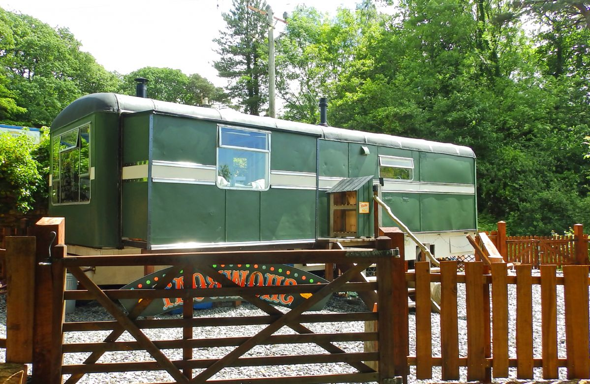 Click here for more about Showman's Wagon