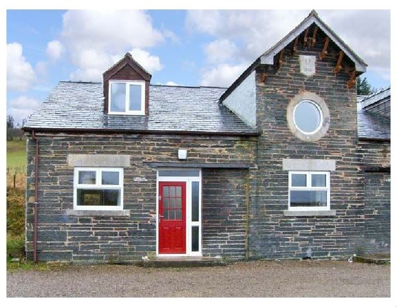 Click here for more about Hendre Aled Cottage 3