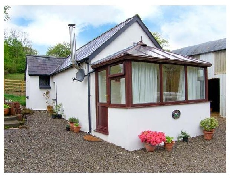 Click here for more about Gwynfryn Cottage