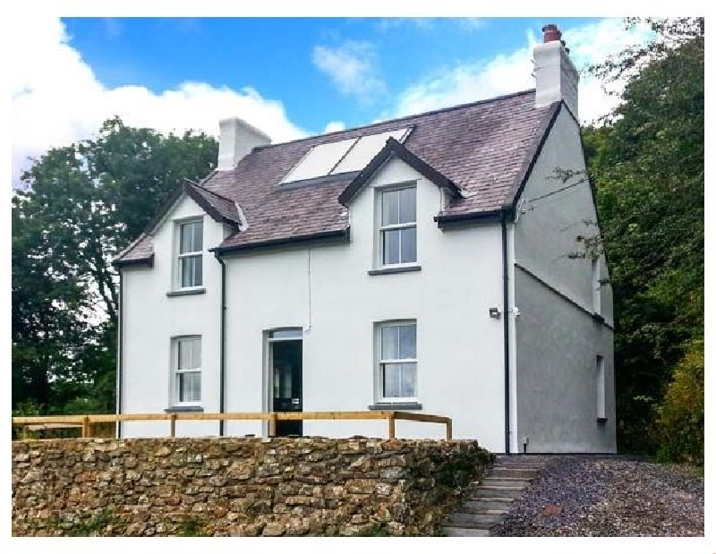 Welsh holiday cottages - Farthings Hook Mill