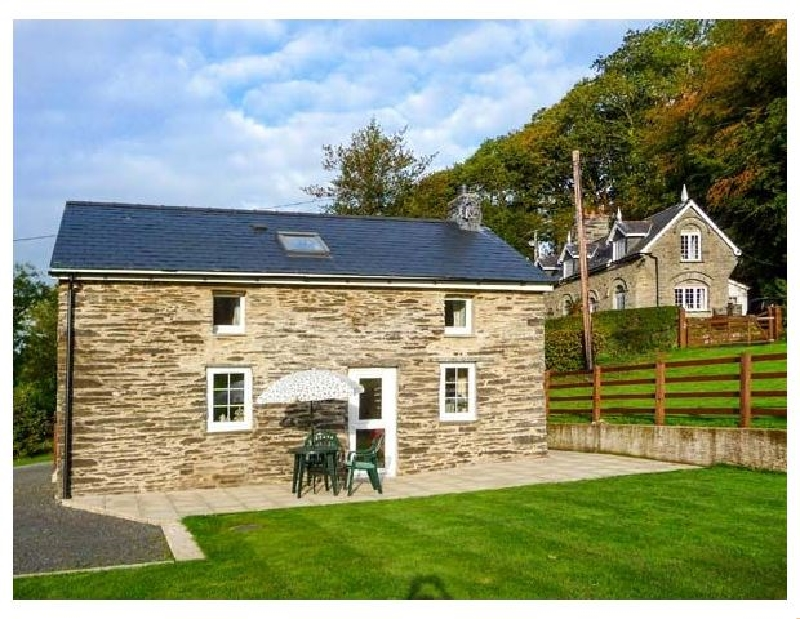 Click here for more about Cwmdu Cottage