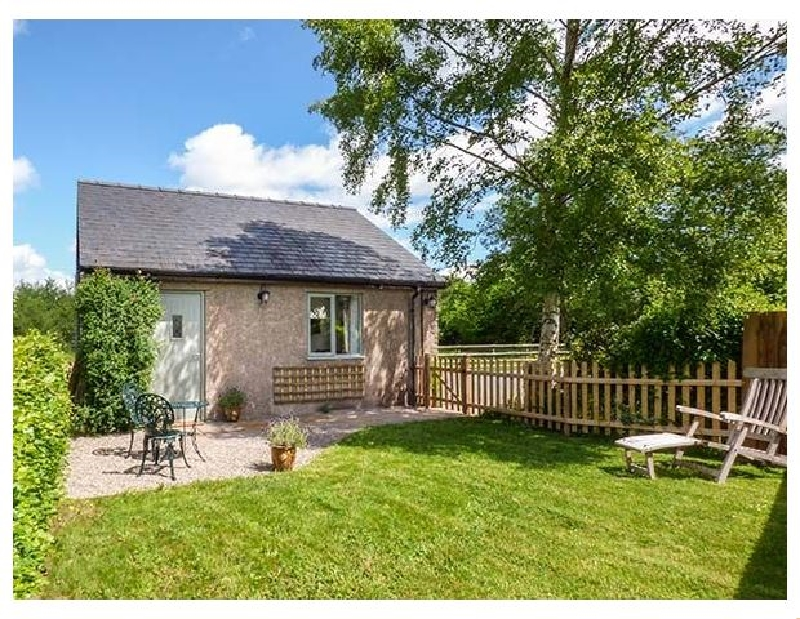 Click here for more about The Lodge- Lower Trefedw