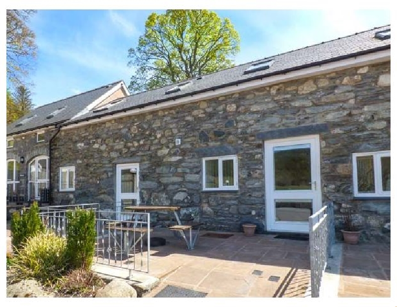 Welsh holiday cottages - Tryweryn