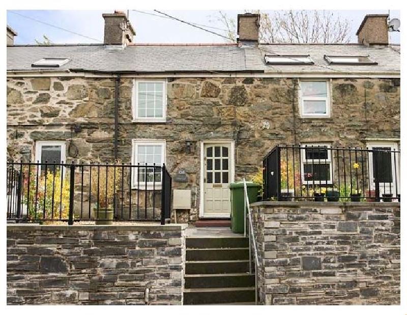 Welsh holiday cottages - Carreg Lwyd
