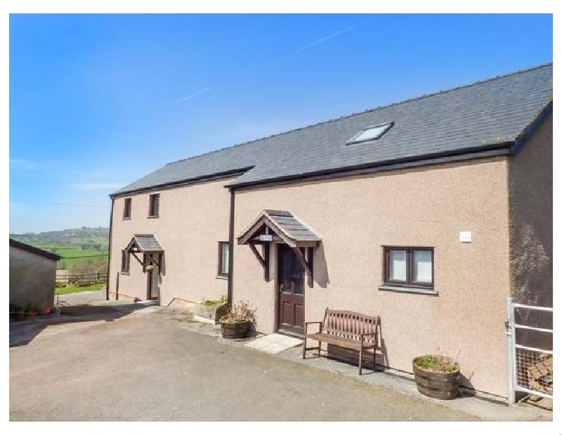 Welsh holiday cottages - Ystabl - Stable