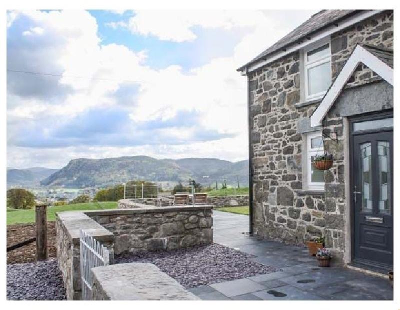 Welsh holiday cottages - Pen Y Bryn Cottage