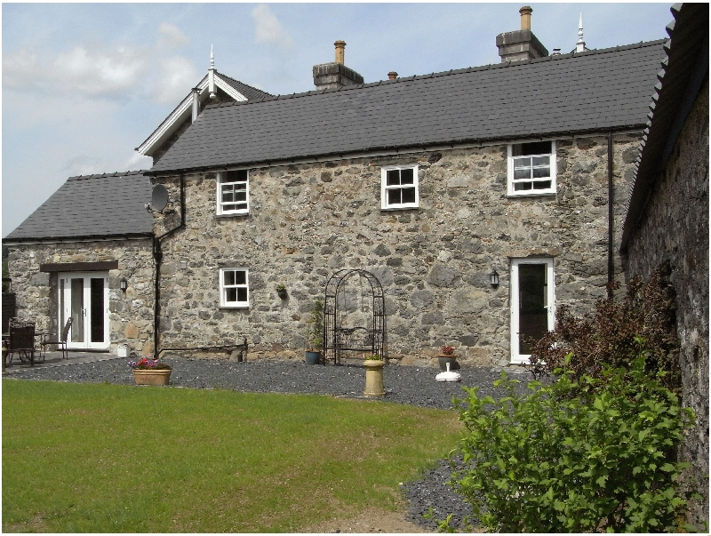 Welsh holiday cottages - Y Bwythyn at Henfaes