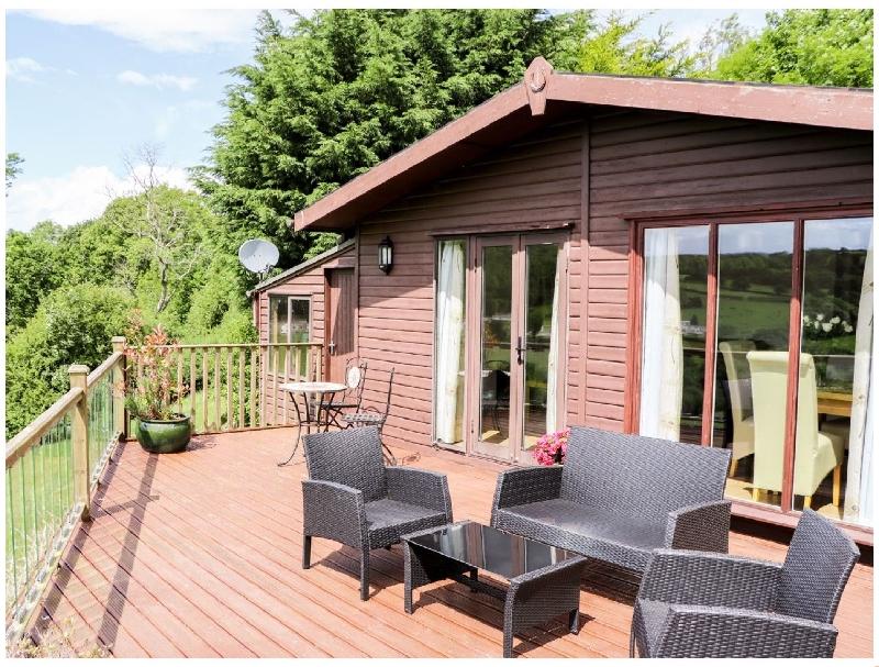 Welsh holiday cottages - Summertime Lodge