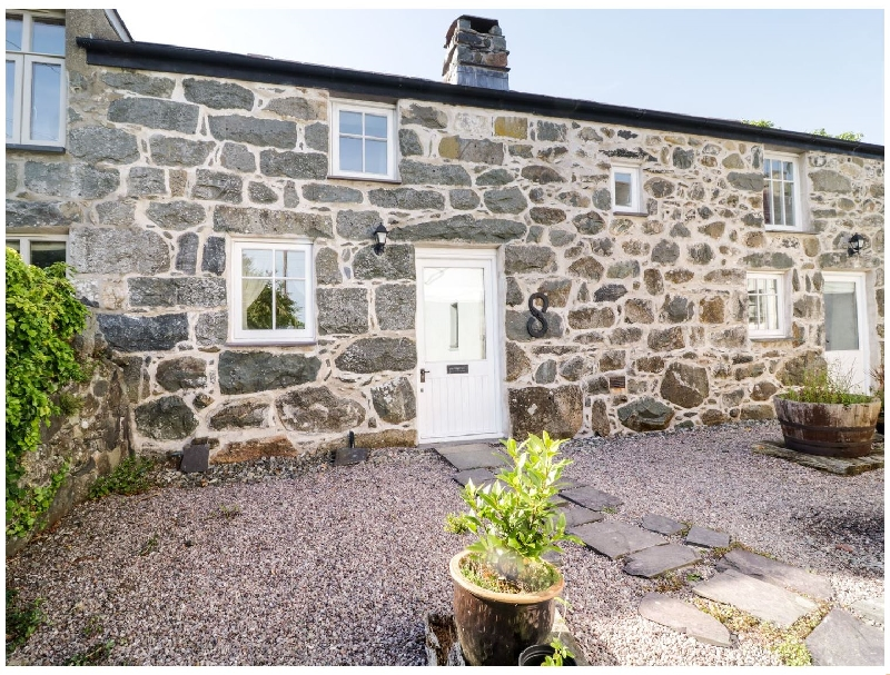 Welsh holiday cottages - Bryn Aber Bach