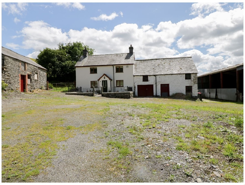 Click here for more about Maerdy Cottage