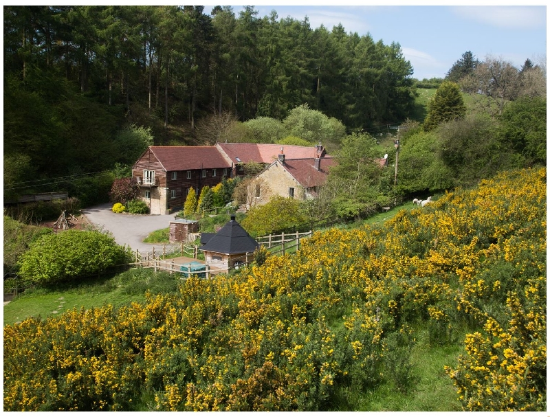 Click here for more about Corfton Cottage
