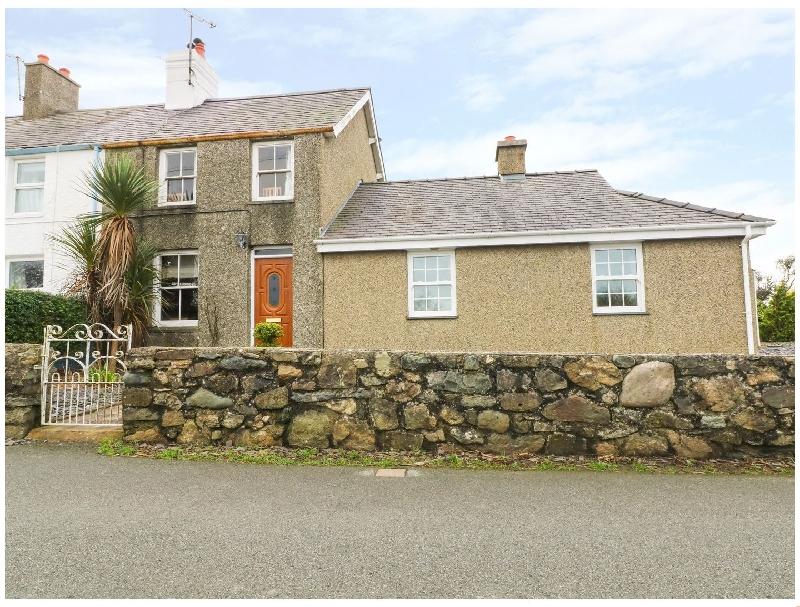 Welsh holiday cottages - Bryn Lleuddad