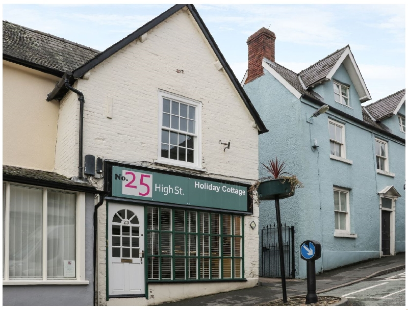 Click here for more about 25 High Street