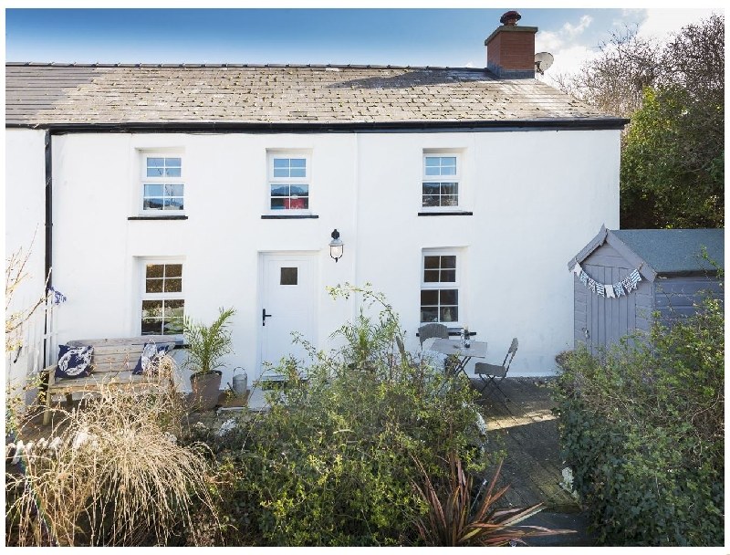 Welsh holiday cottages - Fern Cottage