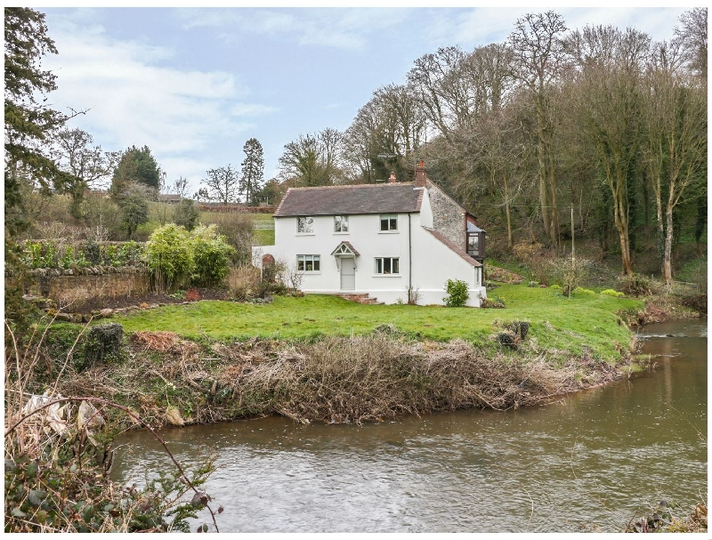 Click here for more about Prescott Mill Cottage