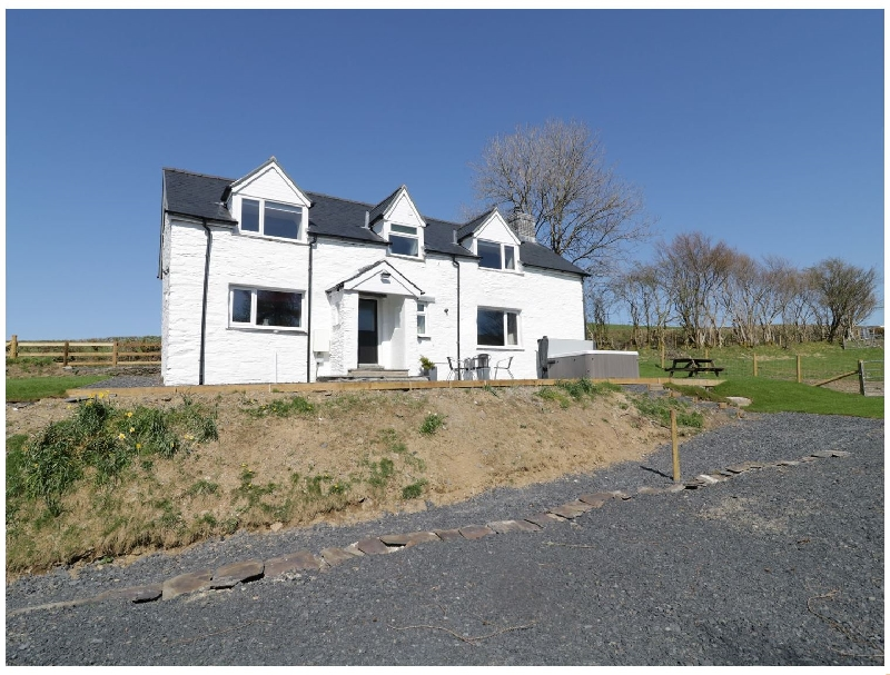 Welsh holiday cottages - Bryndan