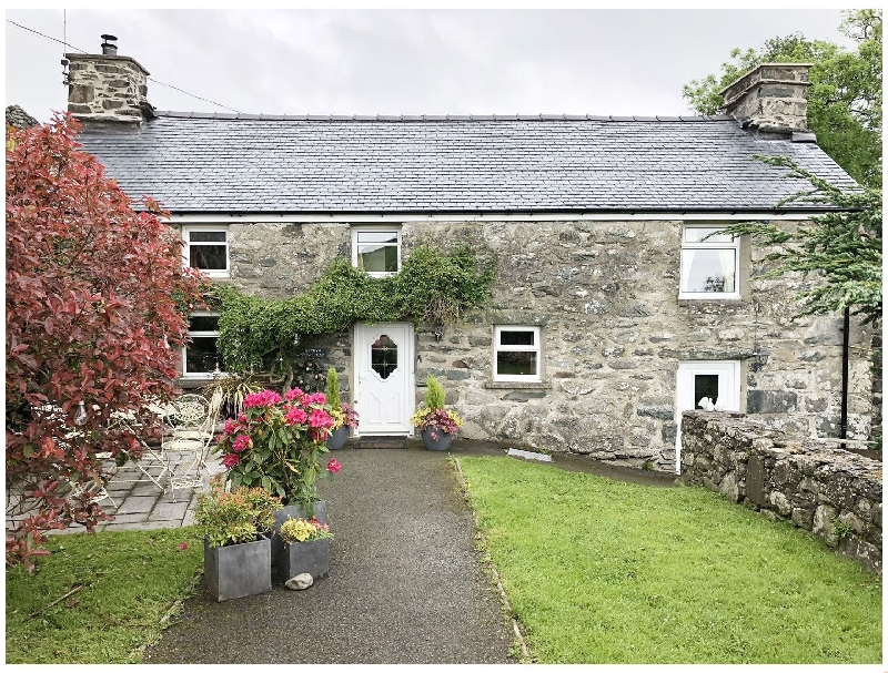 Welsh holiday cottages - Cefn Uchaf Cottage