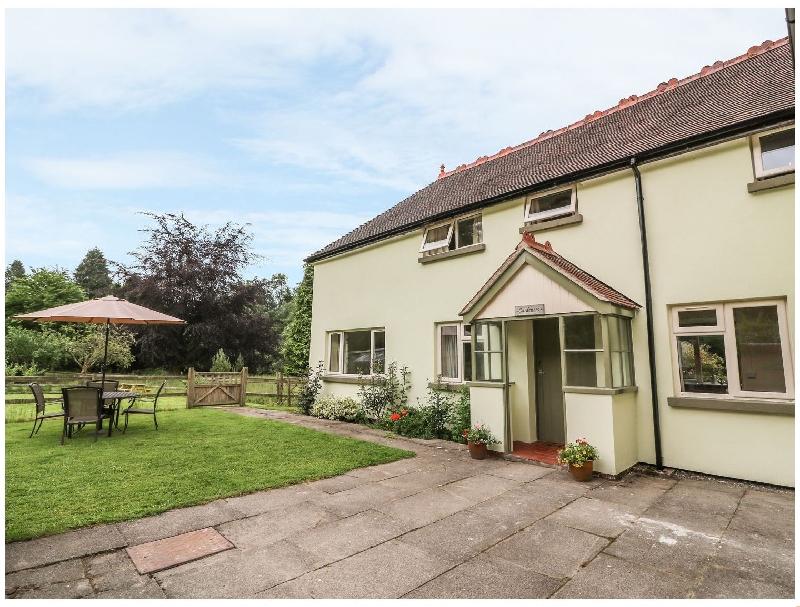 Welsh holiday cottages - Gardener's Cottage
