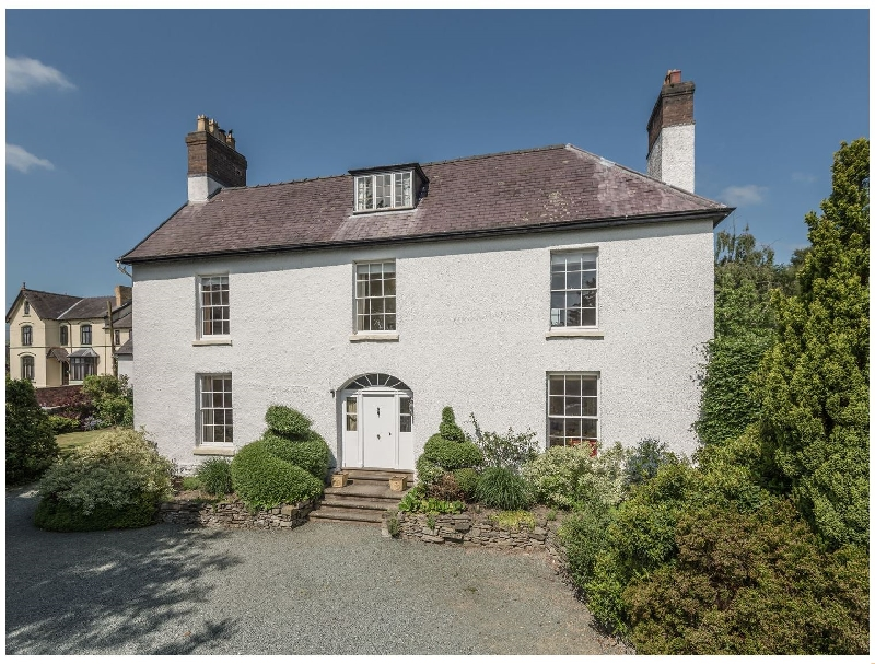 Click here for more about The Old Schoolhouse and Cottage