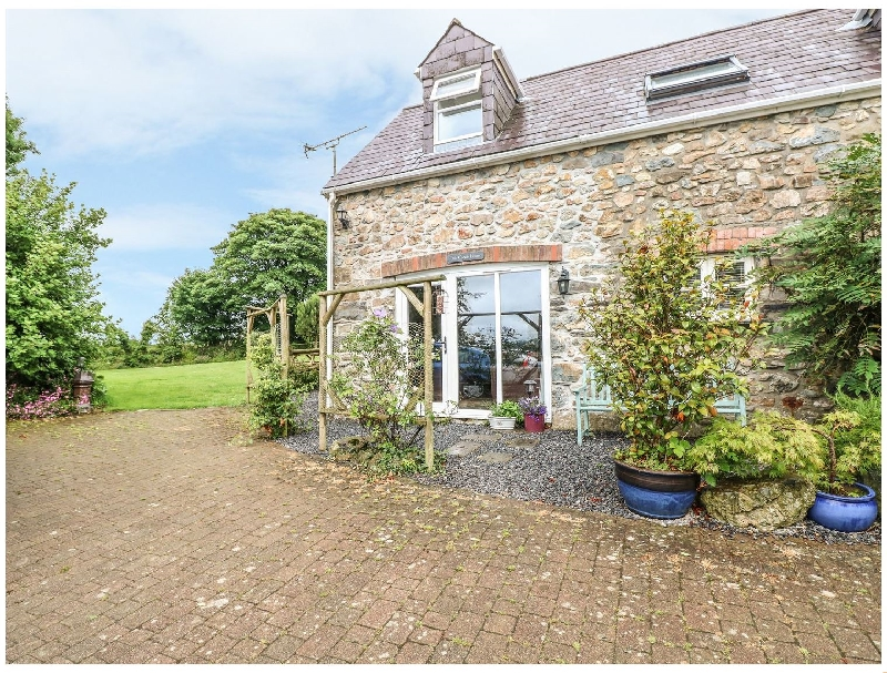 Welsh holiday cottages - The Coach House
