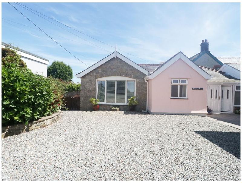 Welsh holiday cottages - Bwthyn Yr Hafod
