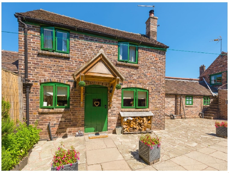 Click here for more about Tram Cottage
