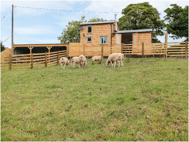 Click here for more about Shepherds Cabin at Titterstone