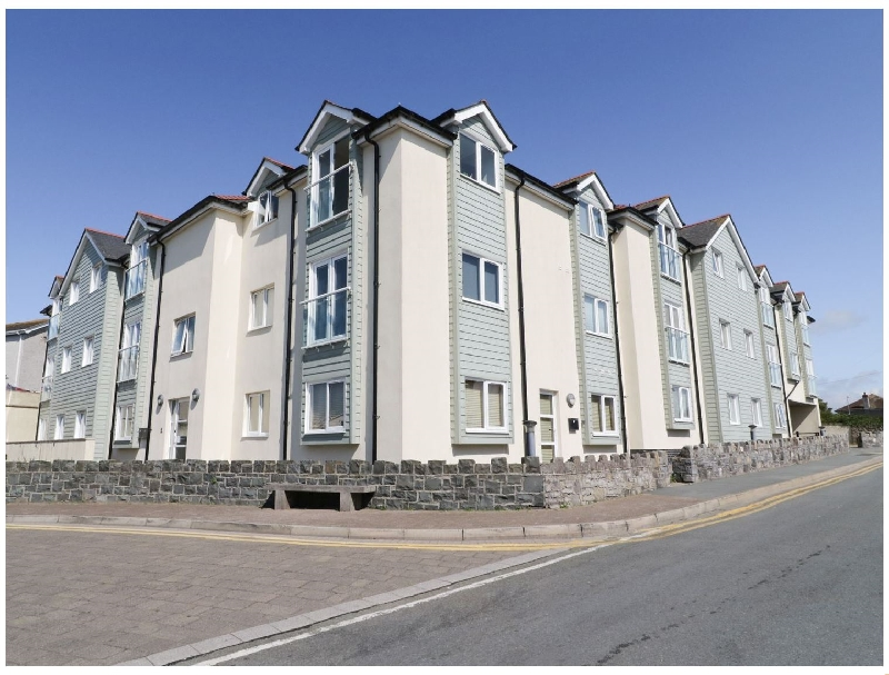 Welsh holiday cottages - Tides Reach
