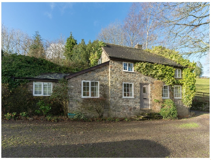 Click here for more about Wern Tanglas Cottage