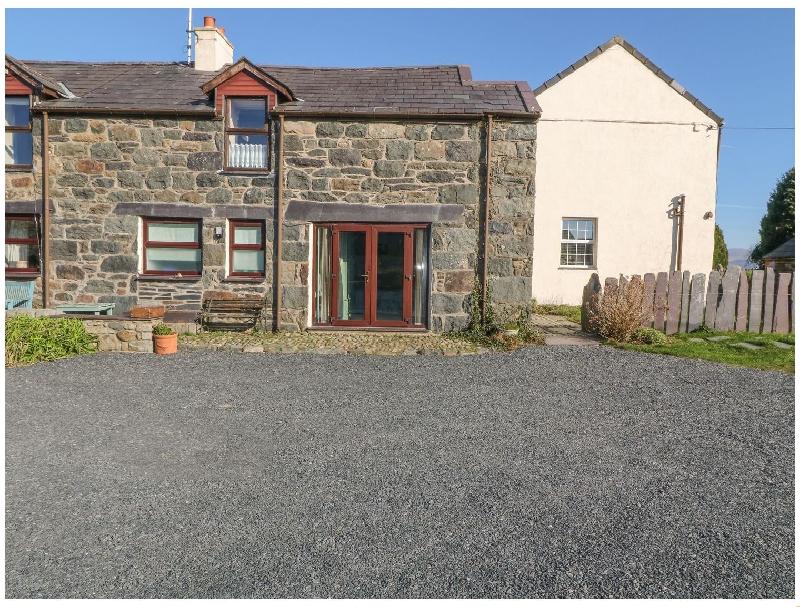 Welsh holiday cottages - Hafod
