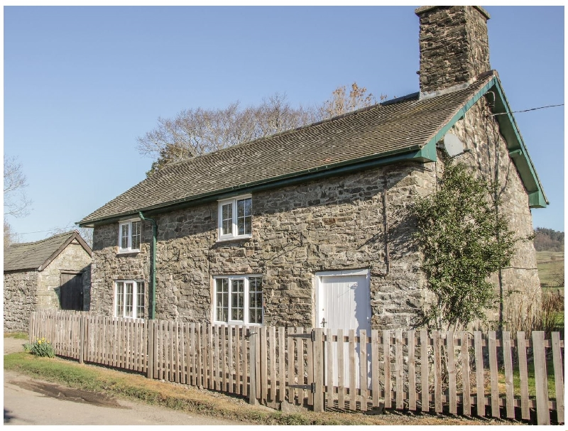 Click here for more about Bicton Cottage