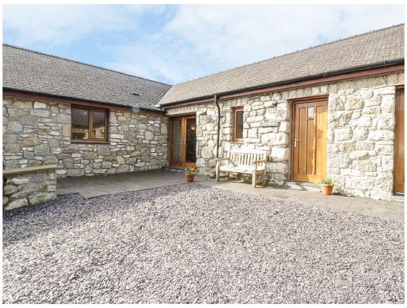 Welsh holiday cottages - Cwt Blawd