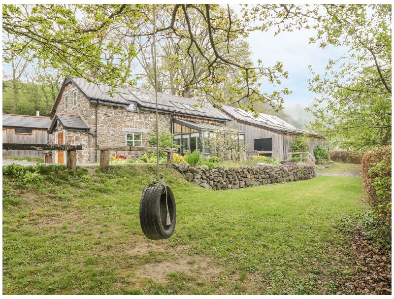 Welsh holiday cottages - Cilfach
