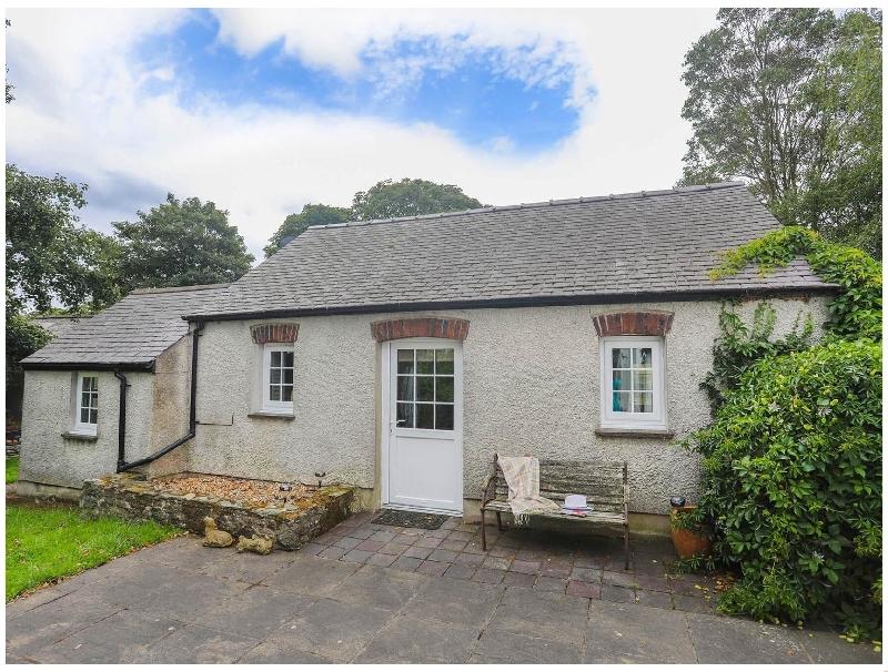 Welsh holiday cottages - Glan Aber