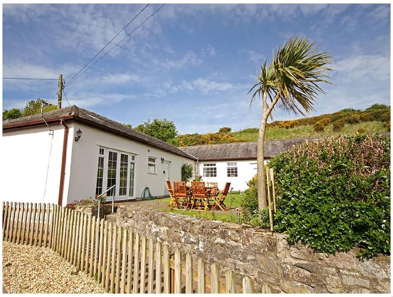 Welsh holiday cottages - Menai Cottage