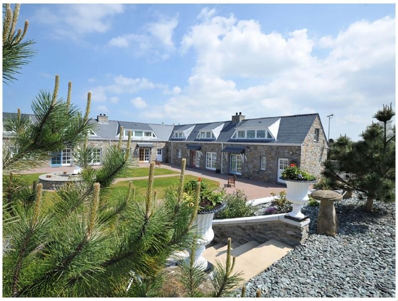 Welsh holiday cottages - Tyn Towyn - Ty Glas Golau