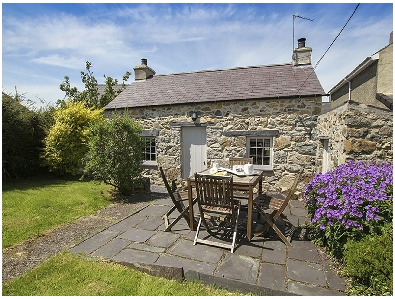 Welsh holiday cottages - Ty Capel Seion