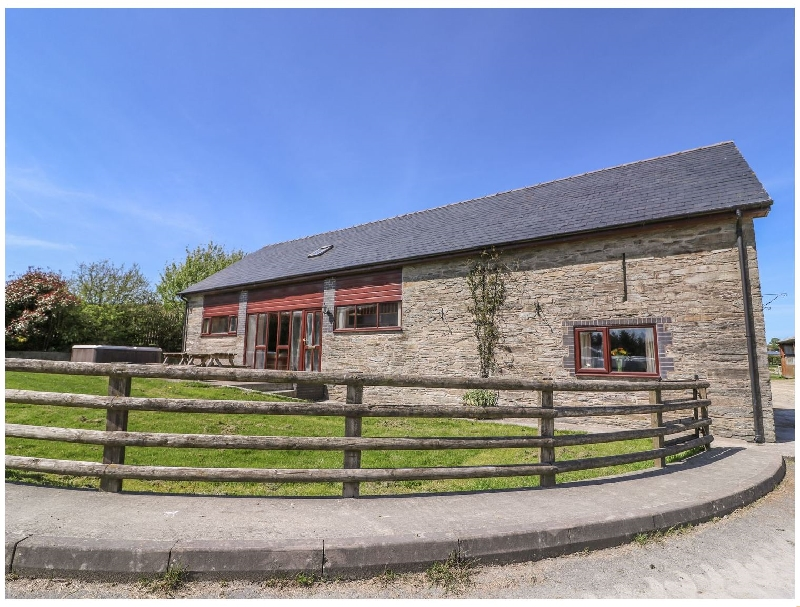 Welsh holiday cottages - Glanyrafon