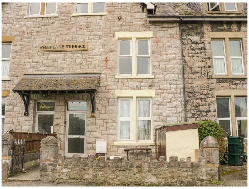 Welsh holiday cottages - Flat 2 - 9 Rhiw Bank Terrace