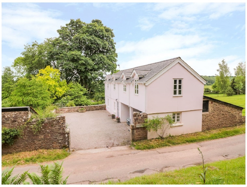 Click here for more about The Buckstone House Coach House