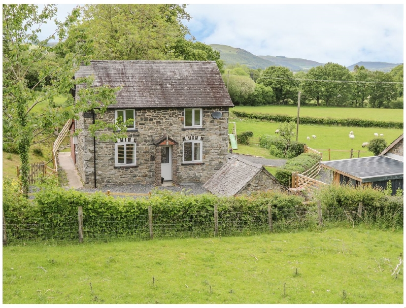 Welsh holiday cottages - Isfryn