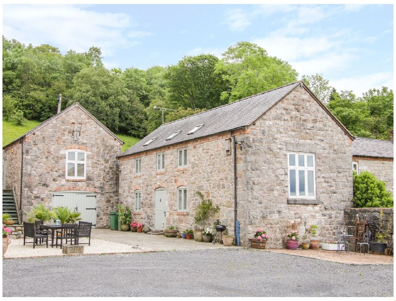 Click here for more about Graig Gwyn Cottage