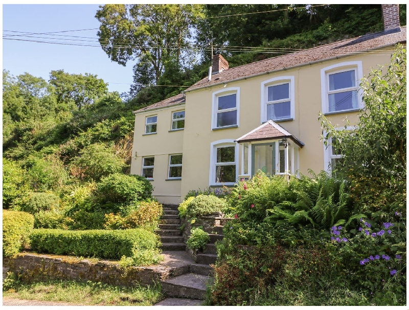 Click here for more about Cilgerran Cottage