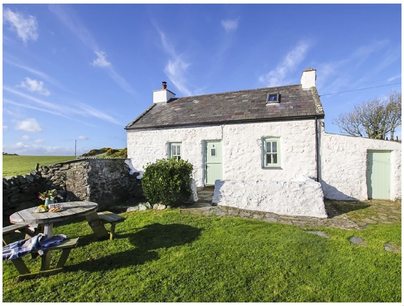 Welsh holiday cottages - Pant y Crintach
