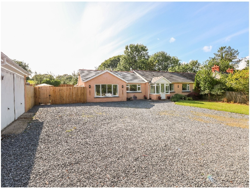 Welsh holiday cottages - 1 Homecroft Bungalows