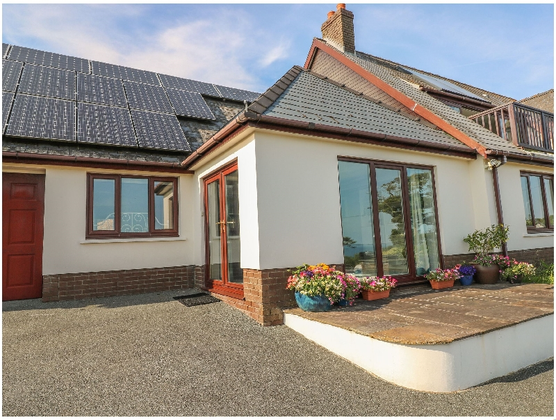 Welsh holiday cottages - Swn Y Mor