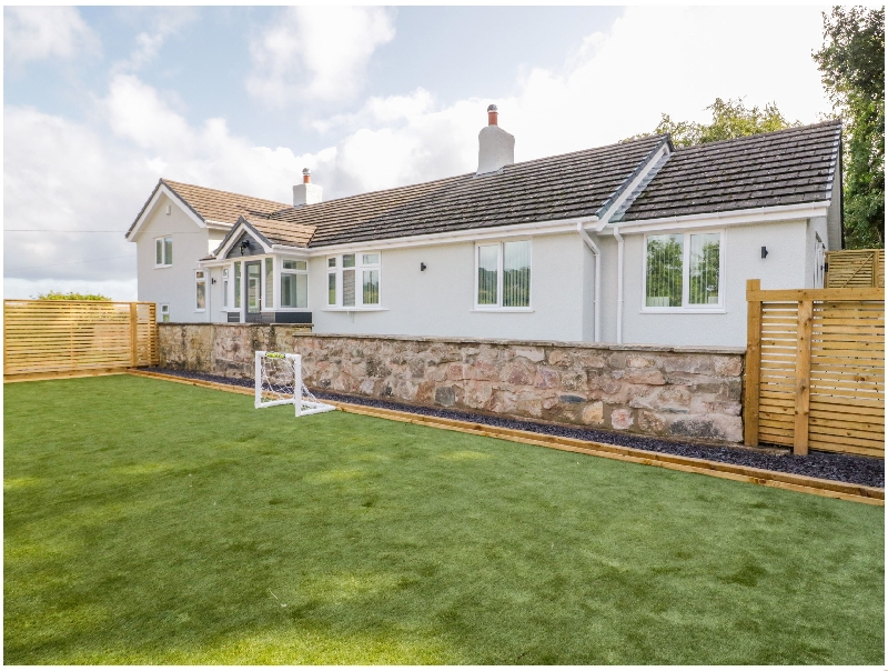 Welsh holiday cottages - Pen-Y-Coed