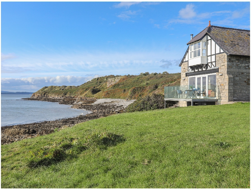 Welsh holiday cottages - The Old Lifeboat House